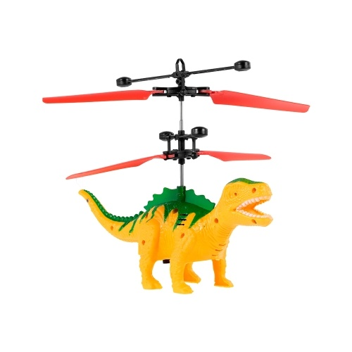 SF8019 Dinosaur Aircraft Infrared Hand Control Floating Helicopter RC Drone
