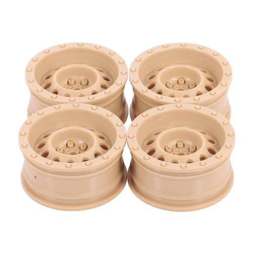 4pcs AUSTAR 1.9 Inch Wheel Hub Rim Set