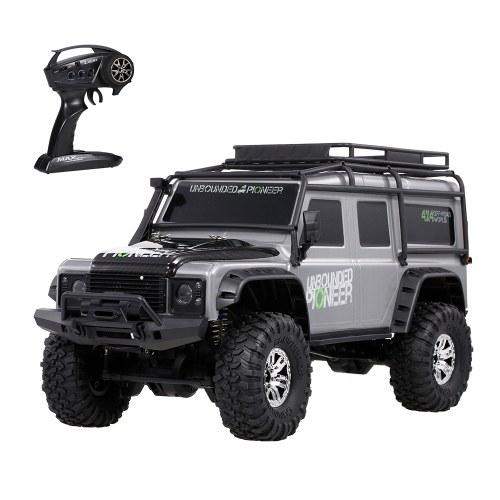 HB-ZP1002 2.4G 4WD 1:10 voiture RC véhicule de course de grande taille camion tout-terrain sur chenilles RC