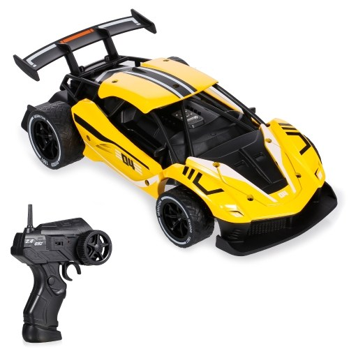 8004 1/16 RC Drift Car 2.4GHz Alloy High Speed RC Car RC Race Car Gift for Kids