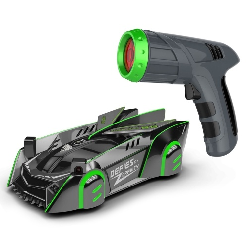 RC Climbing Car Dual Modes Infrared Ray Guided Race Car Image