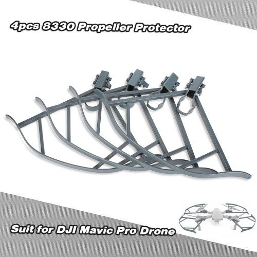 4pcs 8330 Propeller Protective Bumper Guard Blade Protector for DJI Mavic Pro FPV Drone Quadcopter