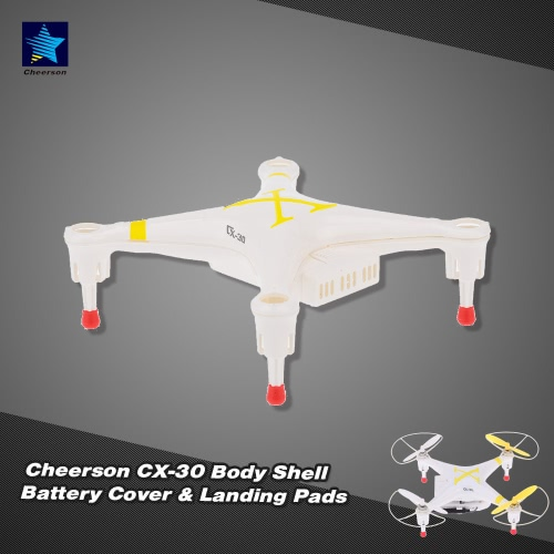Original Cheerson Body Shell Sets for Cheerson CX-30 CX-30W RC Quadcopter