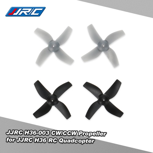 2 coppia originale JJR / C H36-003 CW / CCW Elica per Inductrix JJR / C H36 RC Quadcopter