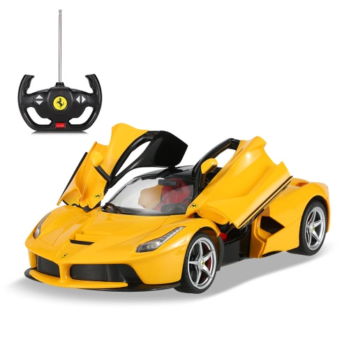 Originale Rastar 50100 1/14 Ferrari Enzo Gull Wing Drift RC Car