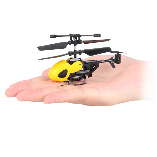 QS QS5010 3.5CH Micro Infrared Helicopter with Gyroscope RC Drone Aircraft от Tomtop.com INT