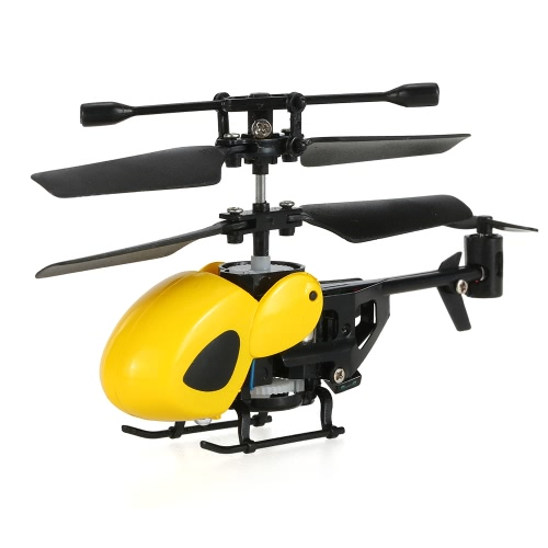 QS QS5010 3.5CH Micro Infrared Helicopter with Gyroscope RC Drone Aircraft