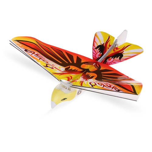 TECHBOY 98007 + 2.4GHz de control remoto Auténtico E-Bird Pigeon Flying Bird RC Juguetes