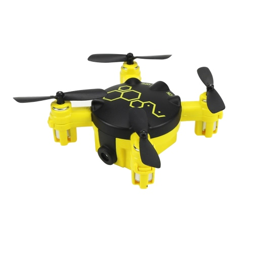 FQ777 FQ04 2.4G 4-krotny 6-cio Gyro Mini Pocket RC Drone z aparatem 0,3MP RTF Quadcopter