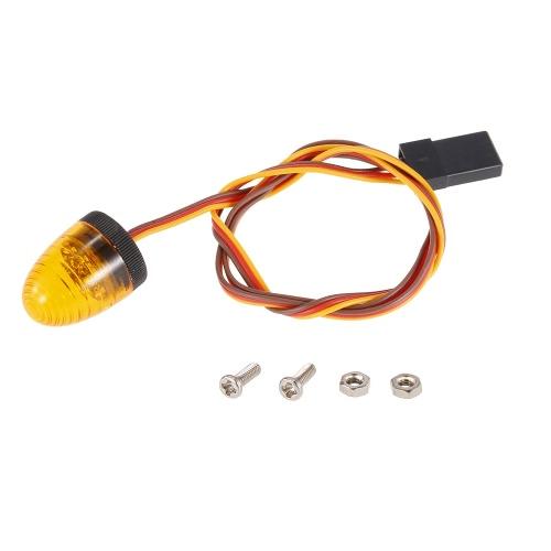 Austar AX-517B 5つのモードが利用可能超高輝度LED 1/8 1/10 CC01用D90 SCX10 4WDショートコーストラッククローラーRCカー