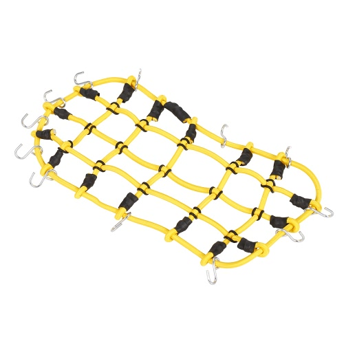 1/10 RC Rock Crawler Rete Elettrica Bagagli per Axial SCX10 90046 Tamiya CC01 RC4WD D90 D110 Traxxas TRX-4 RC Automobile