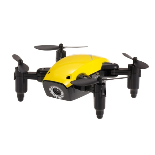 S9W WIFI FPV Mini Drone Faltbarer RC Quadcopter - RTF