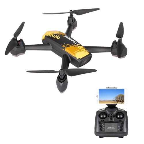 JXD 518 2.4G 720P камера Wifi FPV GPS позиционирование Высота Удержание RC Quadcopter