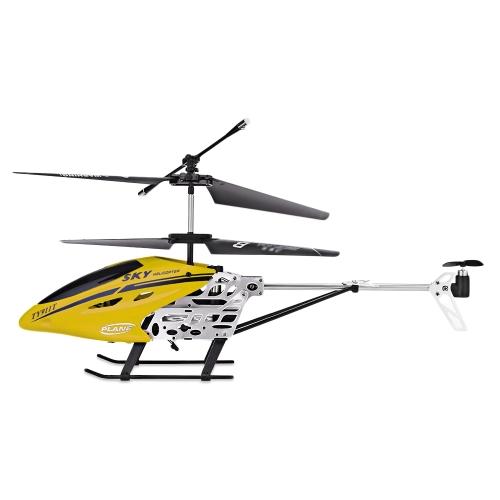 Flytec TY911T 3.5CH Metal RC Вертолет с гироскопом для детских игрушек Детский подарок