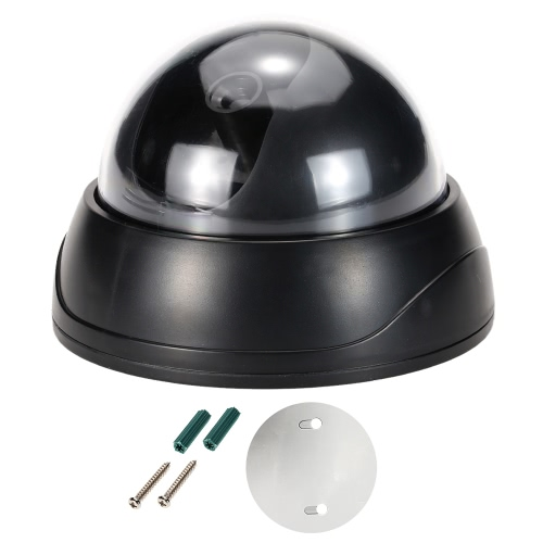 Simulation-Dome-Kamera-rote LED