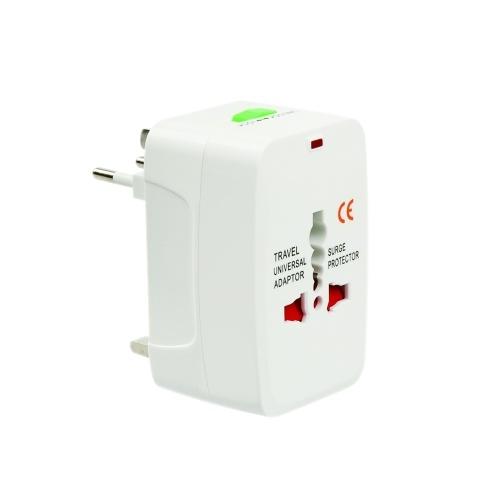 All-In-One International AC Adapter Plug (AU/UK/US/EU)