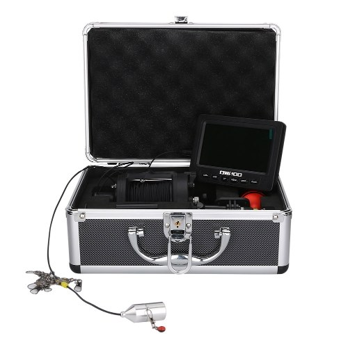 Kit de cámara de video de pesca submarina OWSOO