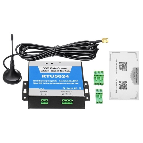 GSM Door Gate Opener Remote On/Off Switch
