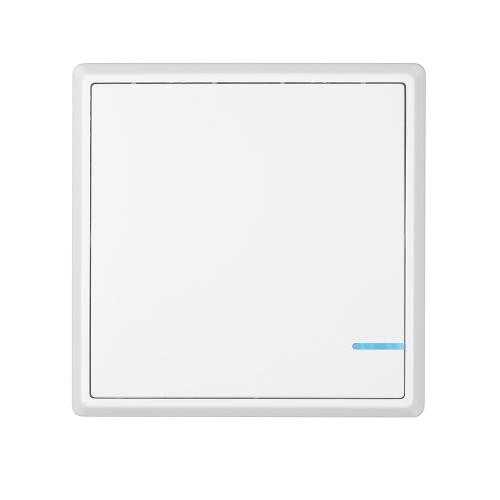 AC 80〜150Vワイヤレススイッチトランスミッタスイッチレシーバコントローラ配線なしリモートコントロール防水家庭用照明器具