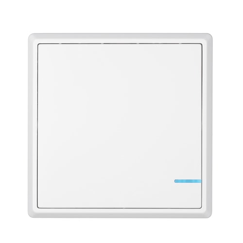 Transmissor de comutação sem fio sem fio de controle remoto Iluminação de casa à prova d'água e eletrodomésticos Três botões