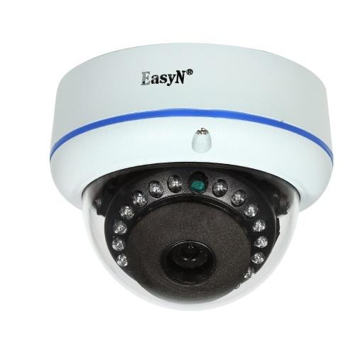 Câmara IP EasyD HD 4MP POE Dome