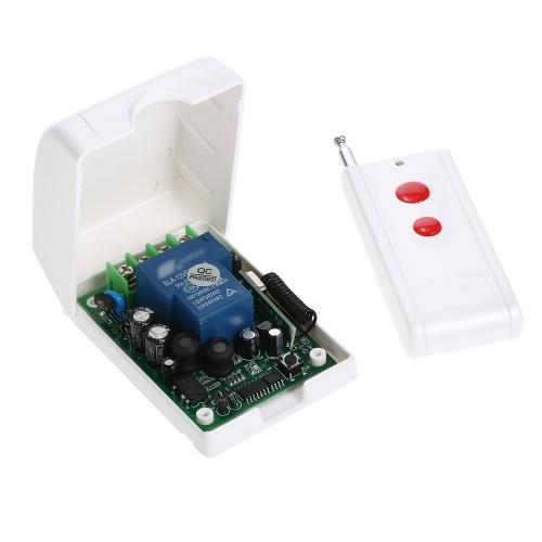 Smart Home 433 Mhz RF AC85V-250V Drahtloser Fernsteuerungsschalter + 1 * Fernbedienung 1527