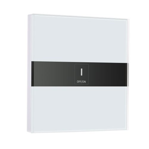 Smart Wifi Touch Switch Touchscreen LED Licht Wireless 1 Gang UK