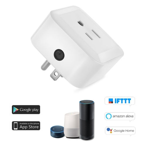 Mini Wifi Smart Plug with On/Off Switch