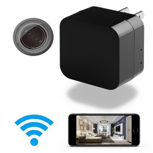 Mini USB Camera HD 1080P WIFI Wireless Wall Adapter