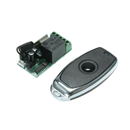 433Mhz DC 12V Universal RF Remote Control Switch