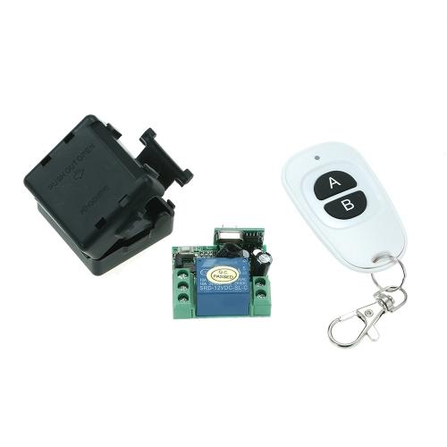 433MHz DC12V 1CH RF Wireless Remote Control