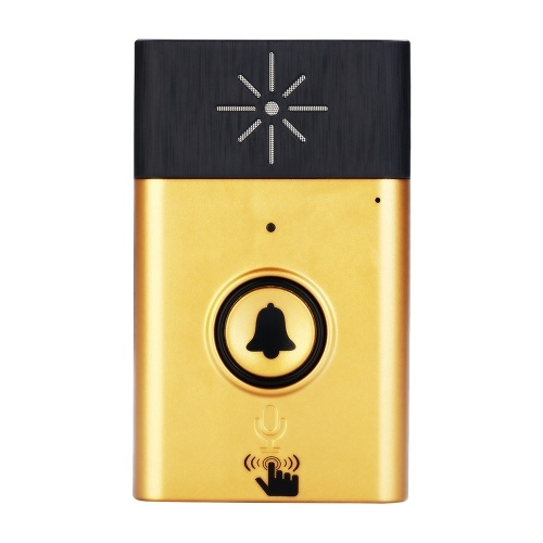 Wireless Voice Intercom Doorbell