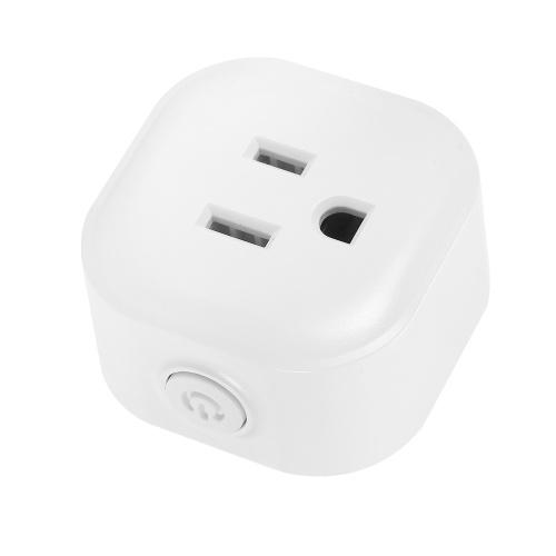 ミニWifi Smart USソケット、Bulgy On / Offボタン付