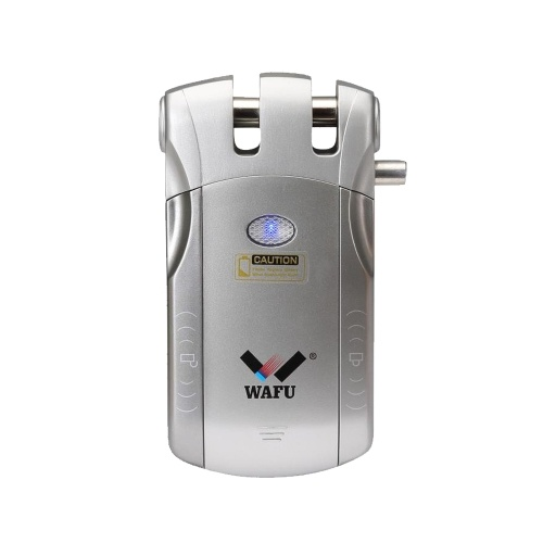 Wafu Wf 010u Wireless Security Invisible Keyless Entry Door