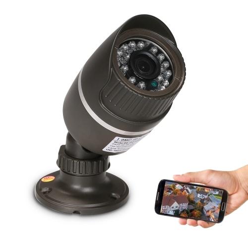 24赤外線LED夜間表示IR-CUT動き検出APPリモートホームセキュリティ720P HD IPカメラ