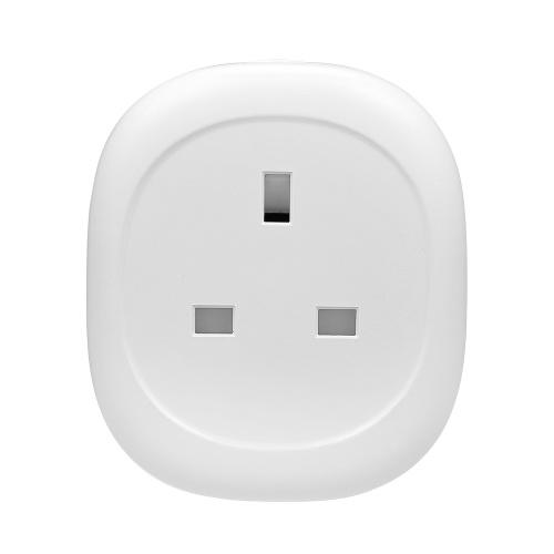 スマートホームプラグインWifiスマートソケット、エネルギー監視機能付き