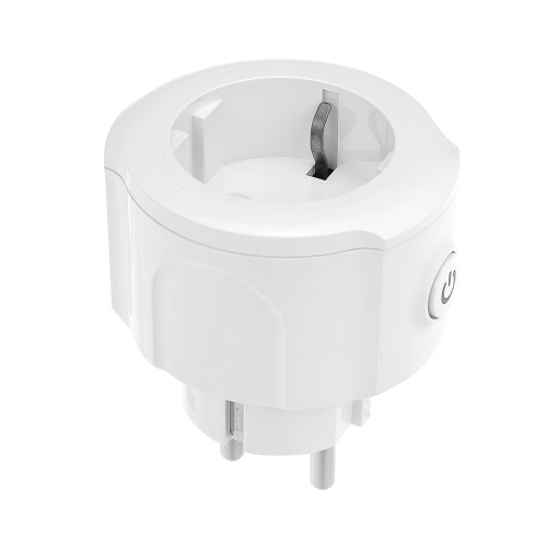 Wifi Smart Socket Plug EU Type-E Support APP Remote Control Timing Function  Voice Control