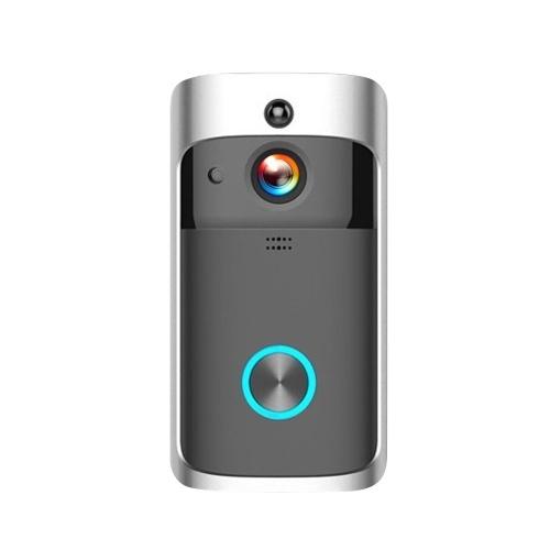 WiFi Smart inalámbrico de seguridad DoorBell Smart HD 720P Visual Intercom Video de grabación de la puerta del teléfono
