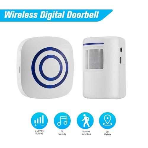 Campanello digitale wireless