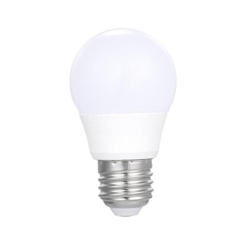 3W RGB LED Lamp E27 Dimmable Bulb Energy Saving Light