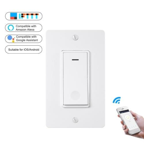 WiFi Intelligent Switch US Standard Button Switch