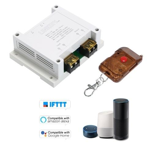eWeLink 433MhzスマートWifiスイッチユニバーサルワイヤレスリモートコントロールスイッチモジュール