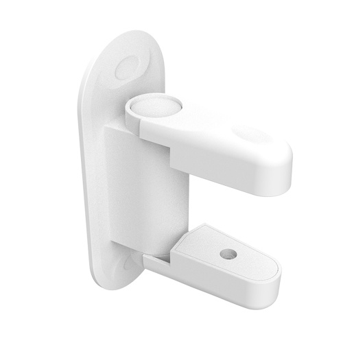 Verrou de sécurité pour serrure de porte en plastique