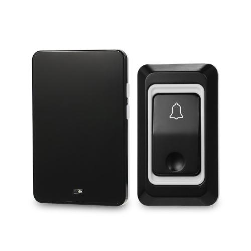 Wireless AC Doorbell with Push Button Smart Ding Dong Doorbell