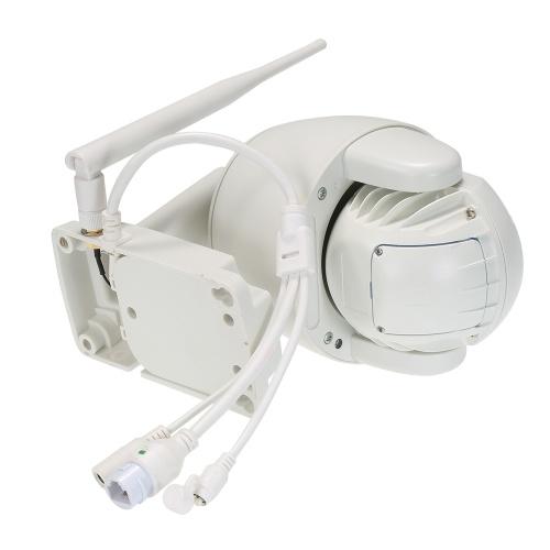 1080P уличная PTZ WiFi камера безопасности PTZ (5-кратный оптический зум) беспроводная IP-камера фото