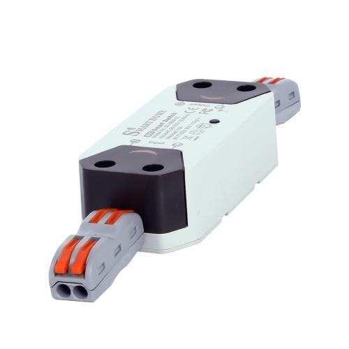 Interruptor WI-FI Sem Fio Módulo de Automação Residencial Temporizador Universal Controle Remoto ABS Interruptor Inteligente Wifi 10A