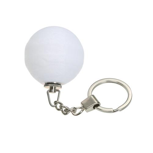 Impressão 3D Luz Da Noite Chaveiro Criativo Luz Jupiter Colorido LED Magical Lamp Lighting Decoração Presente