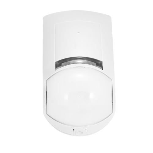 Doble detector de infrarrojos pasivo y