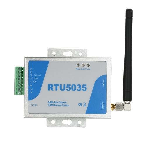 GSM / 2G Türöffner Remote On / Off-Schalter Gratis Anruf