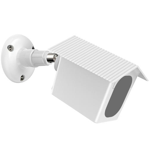Arlo Pro / Pro2カメラケース用ウォールマウントブラケット調整可能保護カバー(プラスチック製ブラケット付き)屋内および屋外用防水ワイヤレス